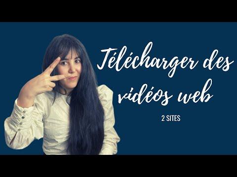 Comment TELECHARGER DES VIDEOS depuis le WEB #53 🙈