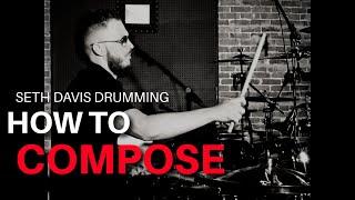 Seth Davis Drumming: #127 - Music Medley w/Alastair Taylor (2018)
