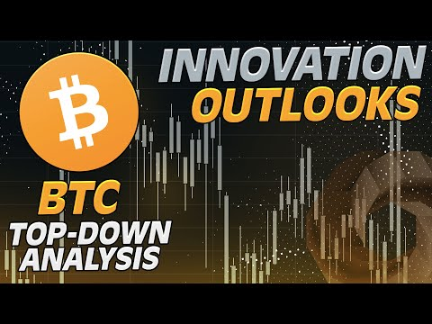 BTC | FULL TOP-DOWN ANALYSIS | LONG-TERM & SHORT-TERM OUTLOOKS + 1% LOSS!