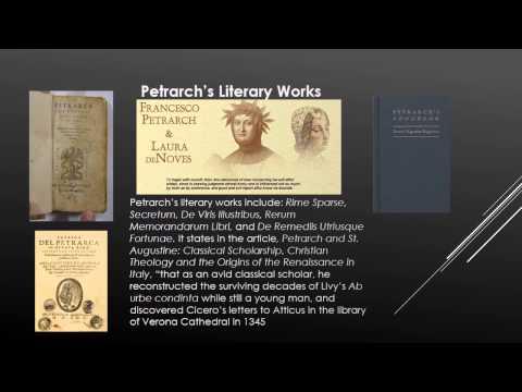 Francis Petrarch