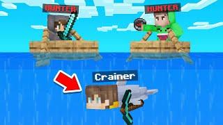 MORPH SPEEDRUNNER Vs HUNTERS  N Minecraft