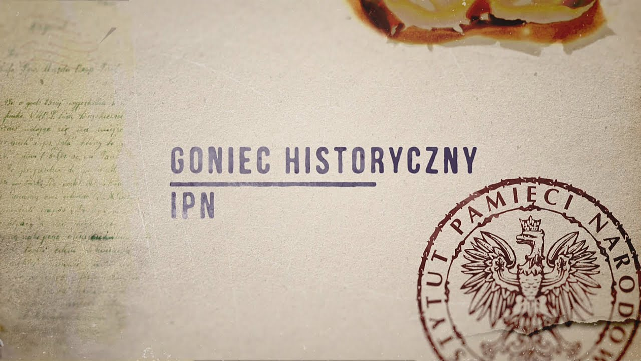 IPNtv: Goniec Historyczny IPN – odc. 13 (Noty identyfikacyjne. Abp I. Tokarczuk.)