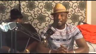 Akwasi A Boasiako interview deyoungs burners on napa radio or legends night show