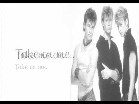 A-Ha: Take On Me Lyrics