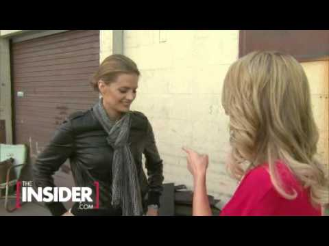 The Insider - How Well Do Stana Katic and Nathan Fillion Know Each Other