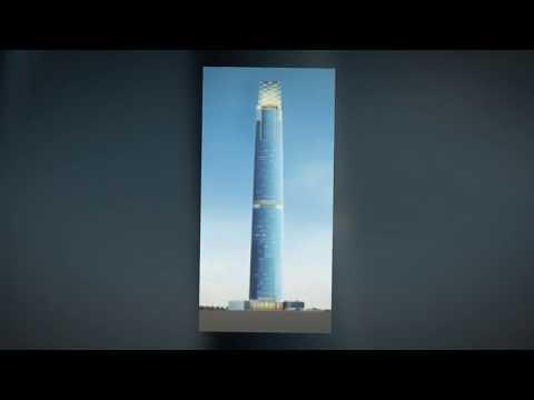 KUALA LUMPUR TALLEST (2017/2018) THE EXCHANGE 106 [106 FLOORS] CONSTRUCTION AS OF SEPTEMBER 2017.
