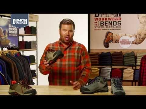 Duluth Trading Jackpine Hiker Boots