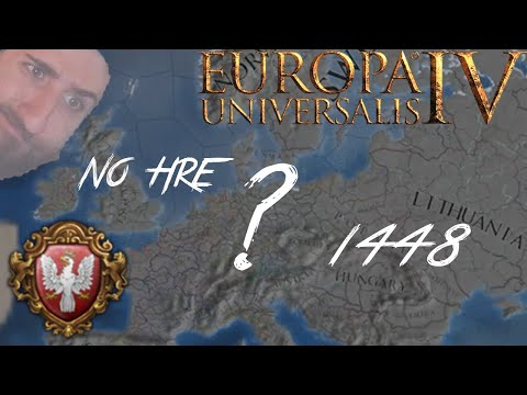 Europa Universalis 4 - HOW I Dismantled the Holy Roman Empire in FOUR YEARS - 2020 HRE Guide |