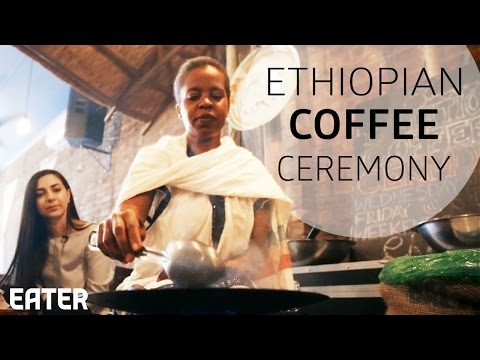 Coffee is the Backbone of Ethiopian Culture—Even in Brooklyn