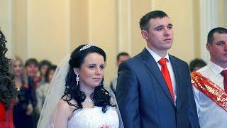 Виталий и Анна - ЗАГС г.Ейска