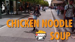 [KDPrisS][KPOP IN PUBLIC CHALLENGE] 🍜Chicken Noodle Soup - JHOPE ft. BECKY G