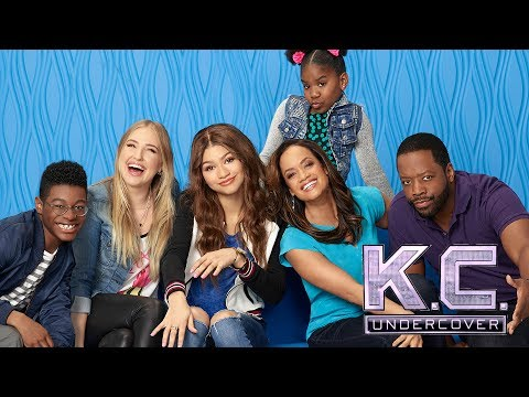 K.C. Undercover ★ Real Name And Age
