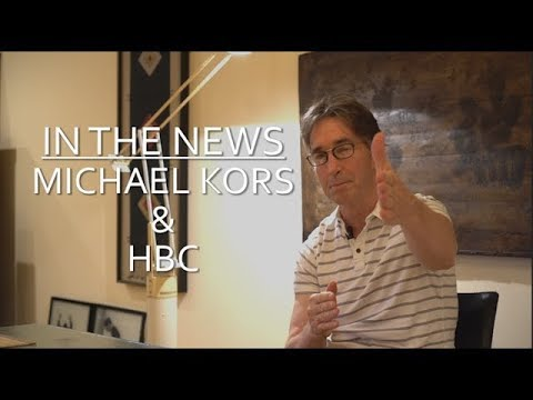 In The News: Michael Kors & Hudson Bay Company by Trent MacLean