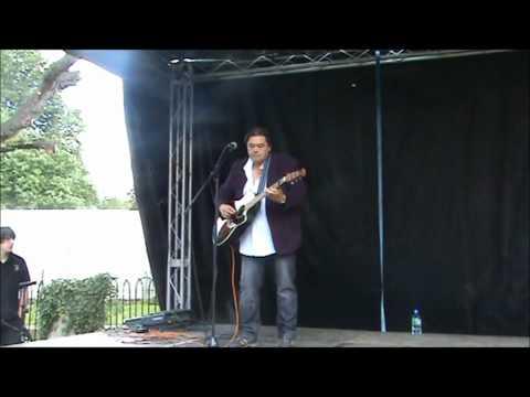Lloyd North: Bedford River Festival 2012  Illustrated Man