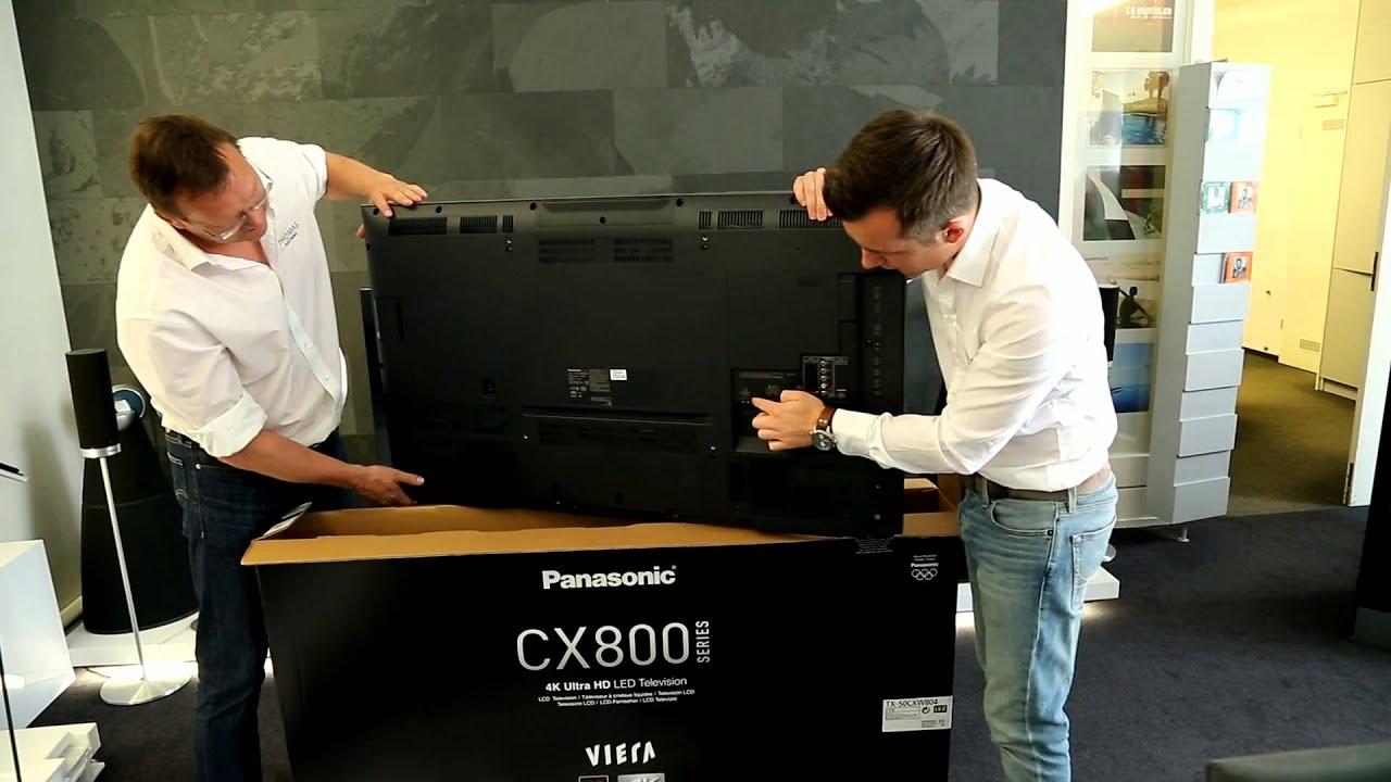 Panasonic Viera TX-65CXW804 TV 64 BIT Driver