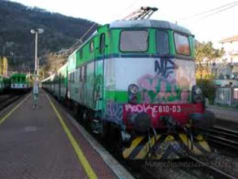 Annunci stazione treno remix
