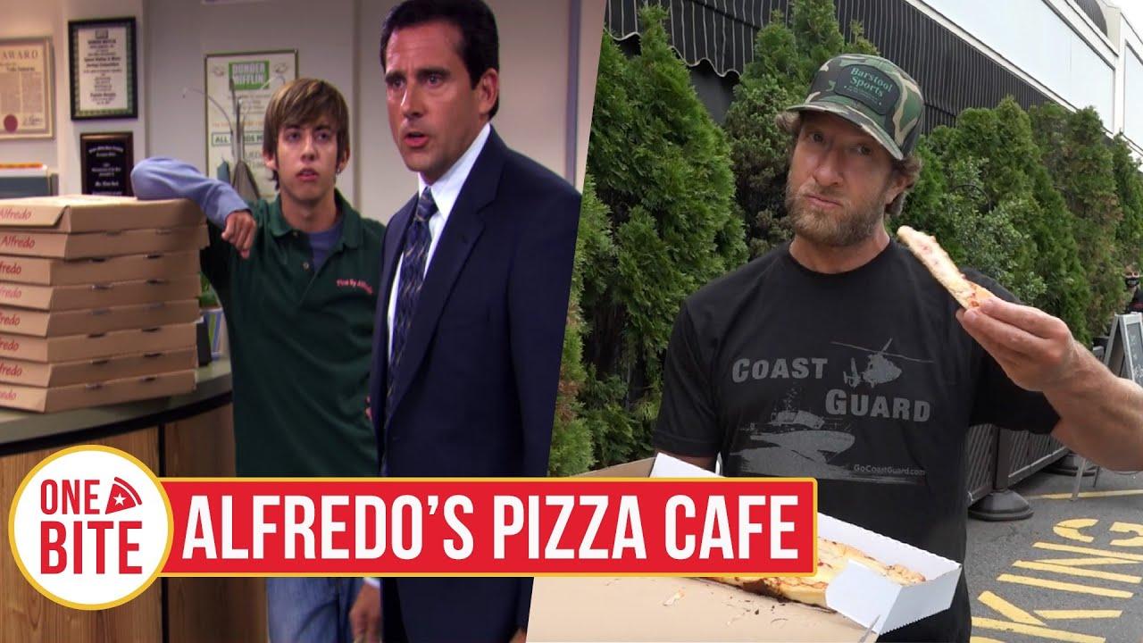 Barstool Pizza Review - Alfredo's Pizza Cafe (The Office) Scranton, PA