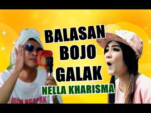 BALASAN  BOJO GALAK - NELLA KHARISMA (Official Video Parody)