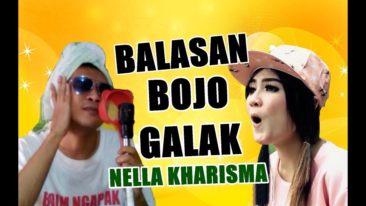 Bojo Galak: NELLA KHARISMA (Official Video Parody