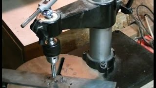 Drill Press Tapping Guide
