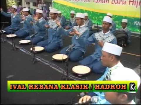 Hadroh Ahbabul Musthofa - Sholatum Bissalamilmubin & Busrolana = Festival Rebana Klasik Karanganyar