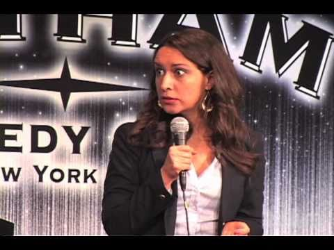 Comedian Rachel Feinstein - YouTube