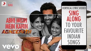 Abhi Mujh Mein Kahin - Agneepath|Official Bollywood Lyrics|Sonu Nigam