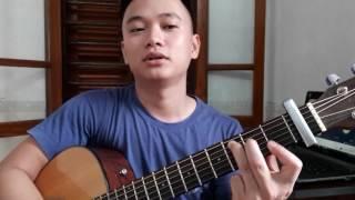 """Hướng dẫn guitar: Intro """"Yêu là tha thu"""" - ST: Only C - phần 1"""