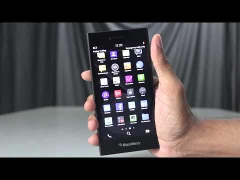 Hindi - BlackBerry Leap Review