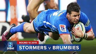 Stormers v Brumbies | Super Rugby 2019 Rd 10 Highlights
