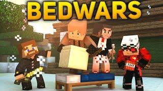 Minecraft BedWars #72 - КРУТАЯ КОМАНДА ПРОТИВ ЧИТЕРА