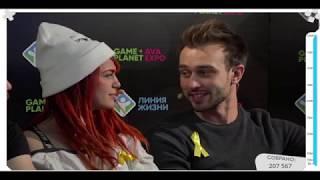 Game Planet: Snailkick, Bratishkinoff, Стас Давыдов, Vika Karter, Pasha Dizel