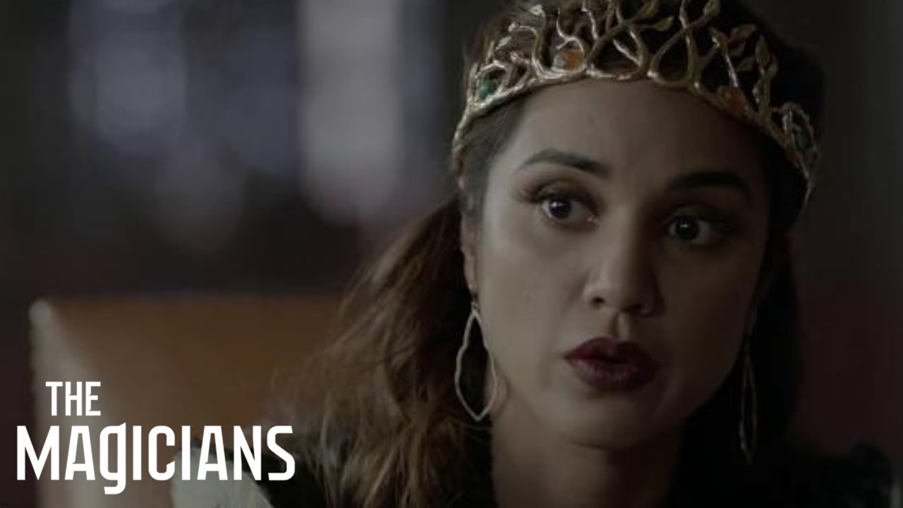 THE MAGICIANS | Eliot & Margo's Best Moments | SYFY Supercuts | SYFY