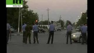 Violent 'peace' bordering Chechnya