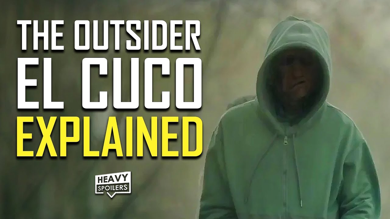 Download THE OUTSIDER: El Cuco Explained   Origins, Abilities, Meaning And Season 2 Theories