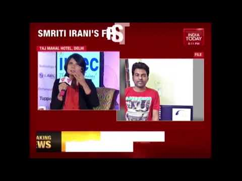 People's Court: Smriti Irani On Women In Indian Politics