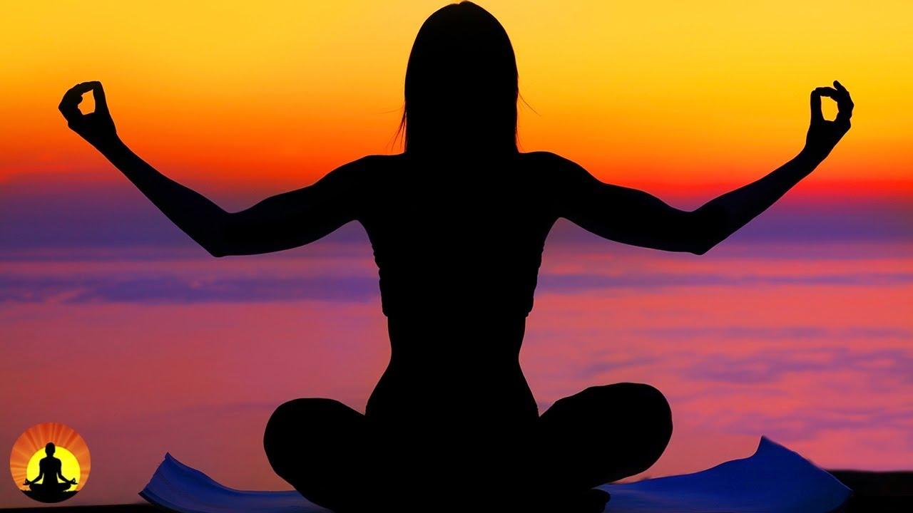 yoga music peaceful relaxing calming meditation