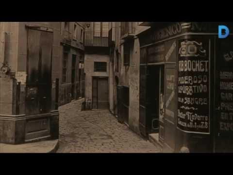 La Ciutat Vella de 1908