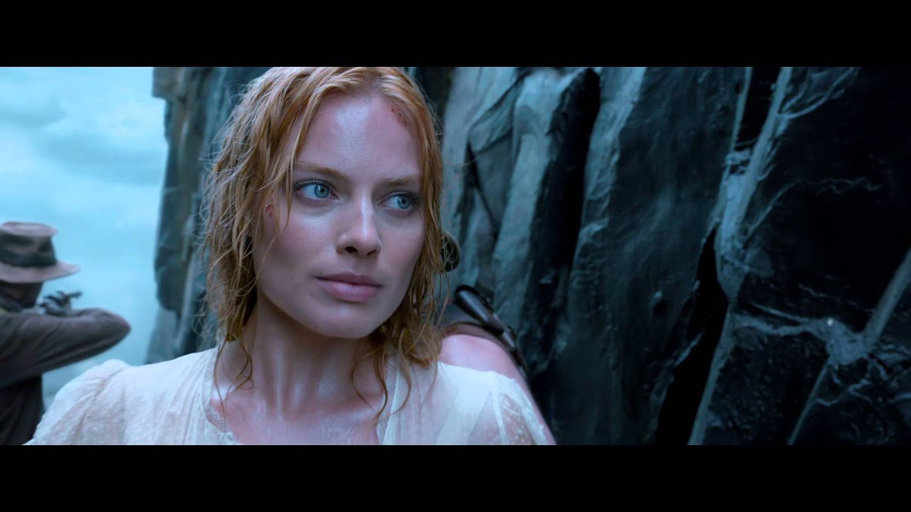 LEGENDEN OM TARZAN - Biopremiär 13 juli - Officiell trailer 1