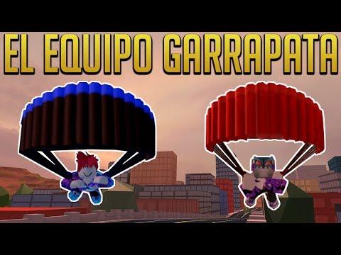 HACIENDO EL SUPERMAN, EQUIPO GARRAPATA - Jailbreak (Beta) - ROBLOX