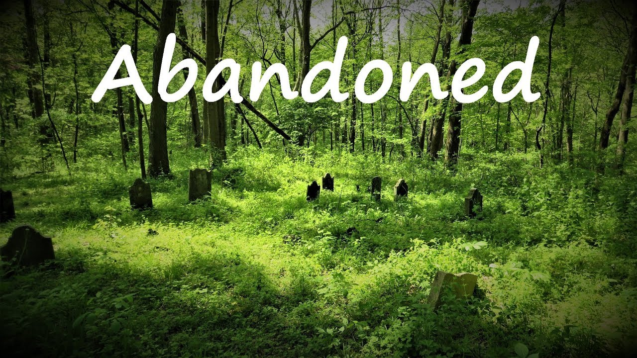 300 Year Old Cemetery Abandoned in the Woods