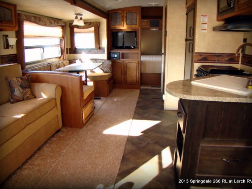2013 Keystone Springdale 266rl Travel Trailer Sales Pa Rv