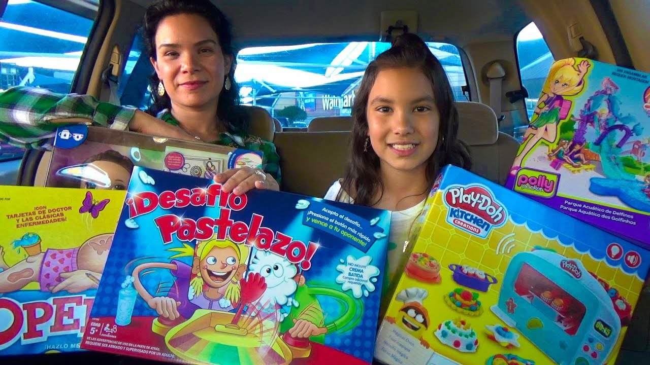 5 NUEVOS juguetes para AnaNana Toys | TV ANA EMILIA #1