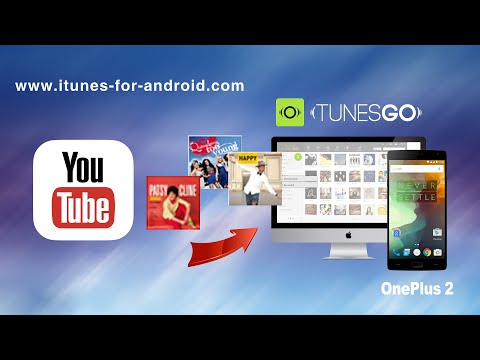 How to Free Download Music from YouTube to OnePlus 2 / 1+ Phone on Mac El Capitan