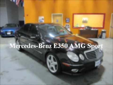 Mercedes benz e350 amg sport portland oregon youtube for Mercedes benz portland oregon