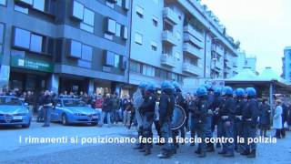Harlem Shake Goes Bad | Mestre (Venice) | Cops Called [HD]