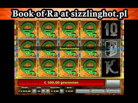 book of ra play money