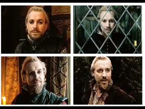 Rhys Ifans as Edward De Vere, 17th Earl of Oxford in 'Anonymous' (2011) GIF  No  1 🎥🎬✏✍📖🌹💌😍😘❤