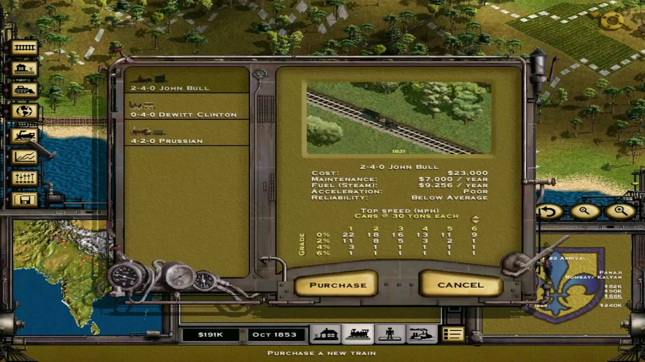 Railroad Tycoon 2 Platinum - 13 - Classic Campaign: Croissants or Crumpets