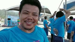 tiksay fish hunting( FUN GAMES ) ISINALI KAMI( TOUCHENG TOWN OF YILAN FAMILY FUN GAMES  1of 2